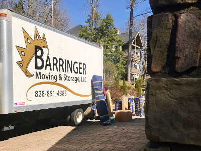 Residential Moving in Hickory, NC