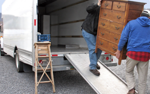 Furniture Movers in Newton, North Carolina