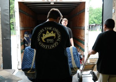 Barringer Moving & Storage