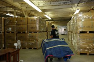 Moving Storage in Mooresville, North Carolina