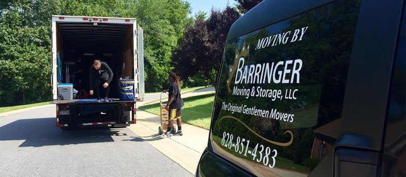 Moving Companies in Newton, North Carolina