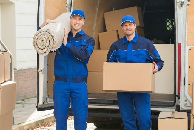 Make a Smooth Transition to Your New Home with Our Moving Services